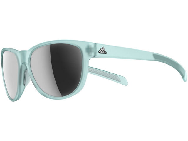 adidas Wildcharge Glasses clear aqua matt/chrome
